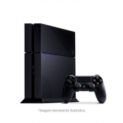 Console Playstation 4 Fat - 500GB