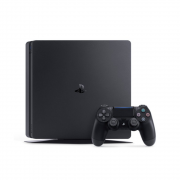 Console PlayStation 4 Slim 1TB + 3 Jogos + 3 Meses Playstation Plus
