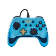 Controle Chrome Blue Zelda PowerA - Nintendo Switch