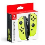 Controle Nintendo Switch Joy Con Amarelo