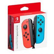 Controle Nintendo Switch Joy Con Neon