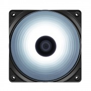 Cooler DeepCool RF 120mm - Led Branco