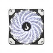 Cooler FAN Rise Mode Wind W1, 120mm, LED Branco - RM-WN-01-BW