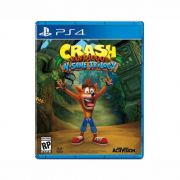 Crash Bandicoot N' Sane Triology - PS4