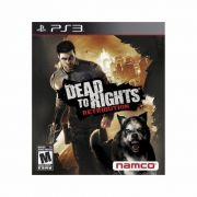 Dead To Rights - PS3