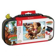 Deluxe Game Travel Case Donkey Kong Country Tropical Freeze - Nintendo Switch