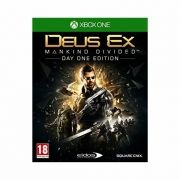 Deus Ex Makind Divided - XBOX ONE
