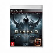 Diablo 3 Reaper of Souls - PS3