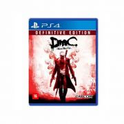 DMC Devil May Cry Definitive Edition - PS4