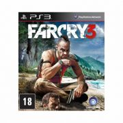 Far Cry 3 - PS3