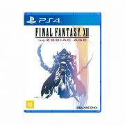 Final Fantasy XII: The Zodiac Age - PS4
