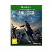 Final Fantasy XV- XBOX ONE