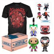 Funko Collectors DC Most Wanted - Tamanho G