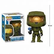 Funko Pop Halo Master Chief with Cortana