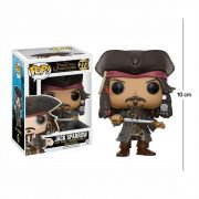Funko Pop Piratas do Caribe Capitão Jack Sparrow