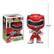 Funko Pop Power Rangers Ranger Vermelho