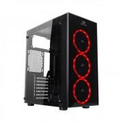 Gabinete Gamer Redragon Thundercracker RGB GC-605