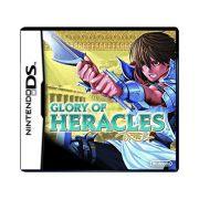 Jogo Glory of Heracles - DSi
