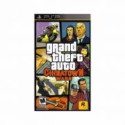 Grand Theft Auto Chinatown Wars - PSP