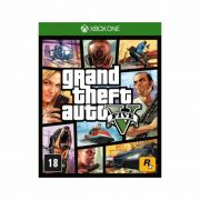 GTA Grand Theft Auto V - XBOX ONE