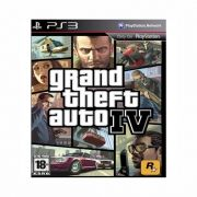GTA IV / Grand Theft Auto IV -PS3