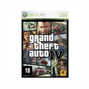 GTA IV / Grand Theft Auto IV - Xbox 360