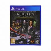 Injustice - PS4