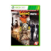 Jogo 2k Rogues And Outlaws Collection - Spec Ops, Borderlands 2, Mafia 2 - Xbox 360