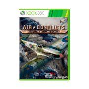 Jogo Air Conflicts: Secret Wars - Xbox 360
