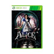 Jogo Alice Madness Returns - Xbox 360