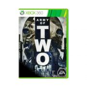 Jogo Army Of Two - Xbox 360