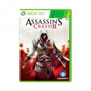 Jogo Assassin's Creed 2 - Xbox 360