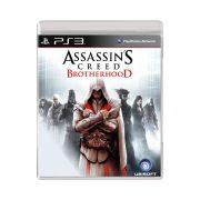 Jogo Assassin's Creed Brotherhood - PS3