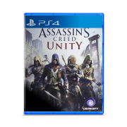 Jogo Assassin's Creed Unity - PS4