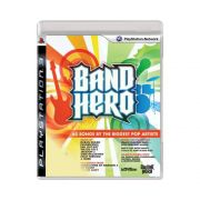 Jogo Band Hero - PS3