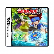 Jogo Beyblade Metal Fusion - Nintendo DS