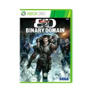 Jogo Binary Domain - Xbox 360