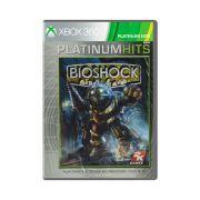 Jogo Bioshock Platinium Hits - Xbox 360