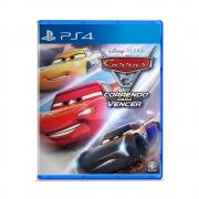 Jogo Carros 3 Correndo Para Vencer - PS4