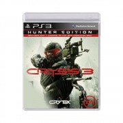 Jogo Crysis 3 Hunter Edition - PS3