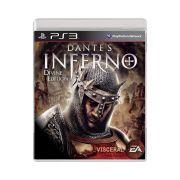Jogo Dante's Inferno - PS3