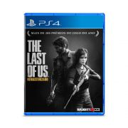 Jogo The Last Of Us - PS4
