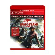Jogo Dead Island Game of The Year Edition - PS3