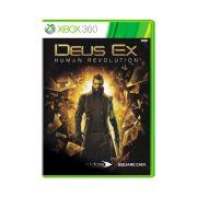 Jogo Deus Ex Human Revolution - Xbox 360