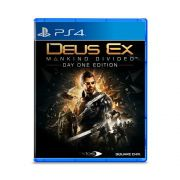 Jogo Deus Ex Mankind Divided - PS4