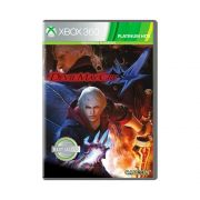 Jogo Devil May Cry 4 Platinium Hits - Xbox 360