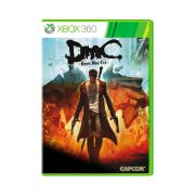 Jogo Devil May Cry DMC - Xbox 360