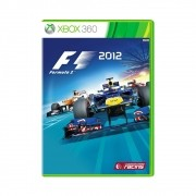 Jogo F1 2012 + Filme Senna - Xbox 360