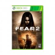 Jogo F.E.A.R. 2 Project Origin - Xbox 360
