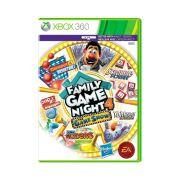 Jogo Family Game Night 4 - Xbox 360